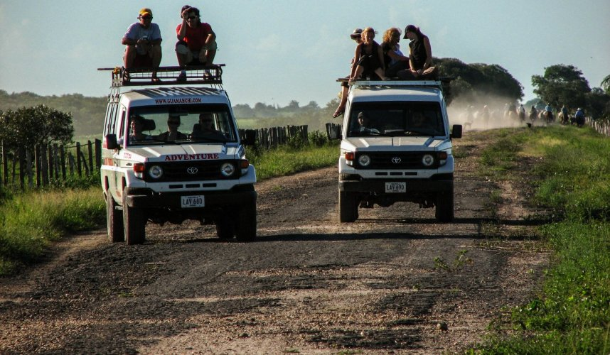 """Araguato Expeditions"" Tour 